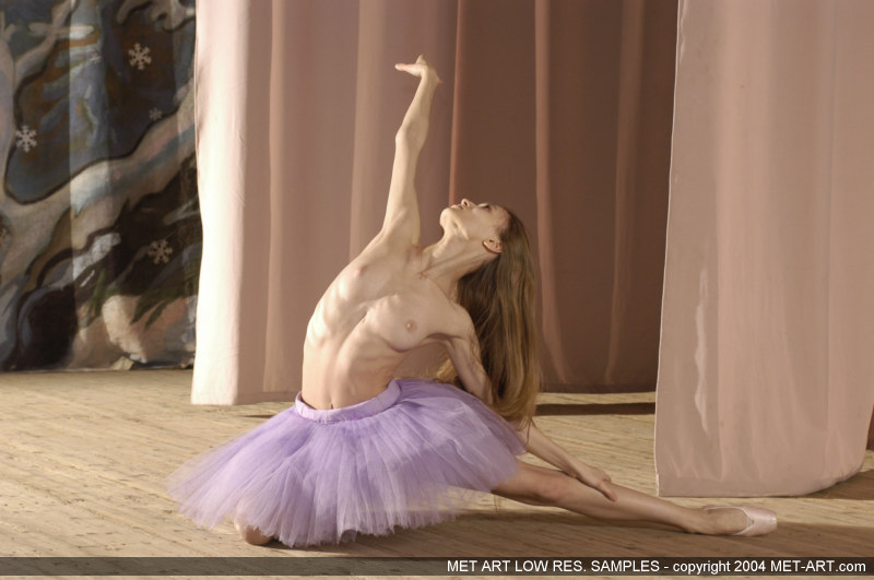 голые балерины фото н