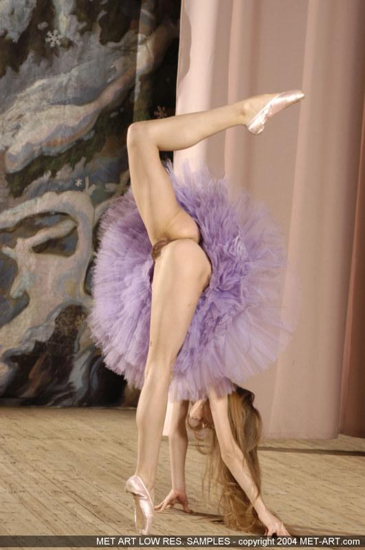 seksi-foto-balerin